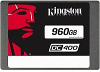 Kingston - Drive SSD - Kingston DC400 SEDC400S37/960G 960GB 2,5' 7mm SSD meghajtó