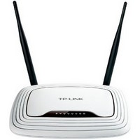 TP-Link - Hálózat Wlan Wireless - TP-Link TL-WR841N 300Mbps wireless router